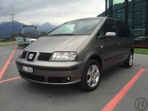 Seat Alhambra 2.0 turbo